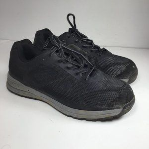 Brahma Kamden Steel Toe Athletic Shoe Black Sz 11